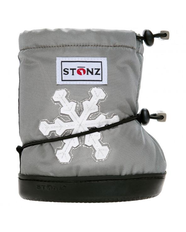 DZIECIĘCE BUTY STONZ TODDLER BOOTIES - Snowflake Toddler Booties Stonz®