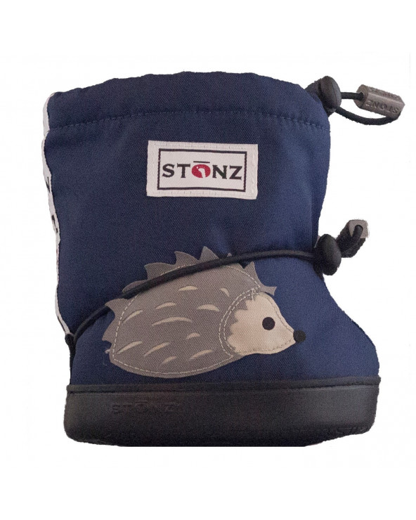 DZIECIĘCE BUTY STONZ TODDLER BOOTIES - Hedgehog Toddler Booties Stonz®