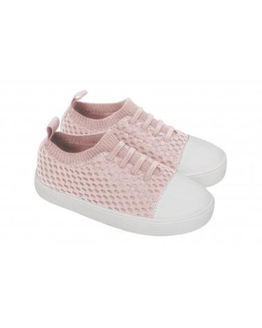 "TRAMPKI DZIECIĘCE ""SHORELINE"" - Haze Pink Sneakers Shoreline Stonz®"