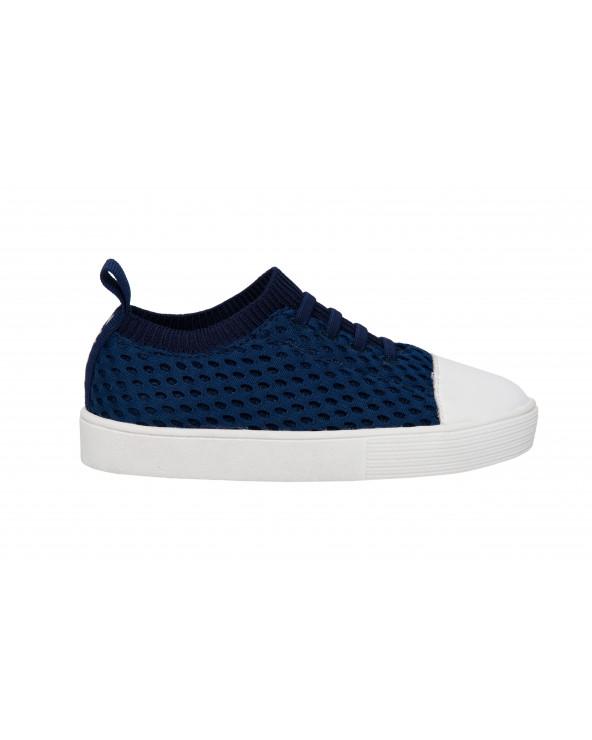 "TRAMPKI DZIECIĘCE ""SHORELINE"" - Navy Sneakers Shoreline Stonz®"