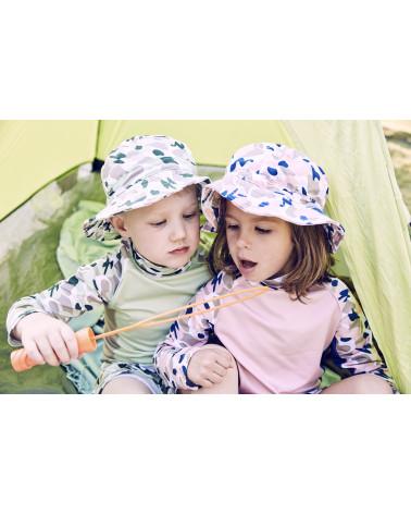 Kapelusz z filtrem UPF 50 - Forest Green Czapki & Kapelusze Stonz®