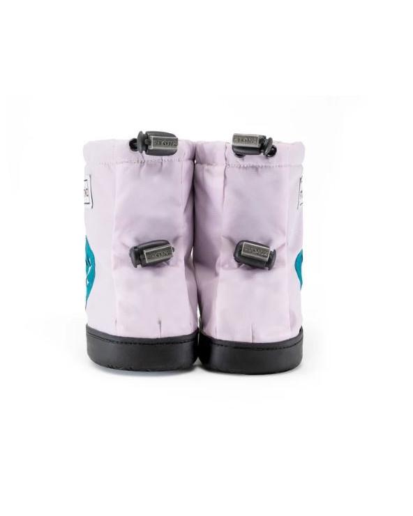 DZIECIĘCE BUTY Toddler Booties – Magic Deer Pink Toddler Booties Stonz®