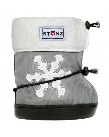 STONZ booties - Black Bear PLUSfoam