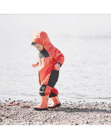 DZIECIĘCY KOMBINEZON PRZEJŚCIOWY - Coral Kombinezon przeciwdeszczowy Stonz®