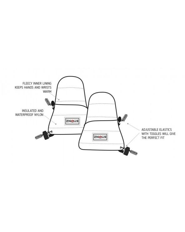 Sold Out          RĘKAWICZKI BABY MITTZ - Fuchsia Rękawiczki Stonz®