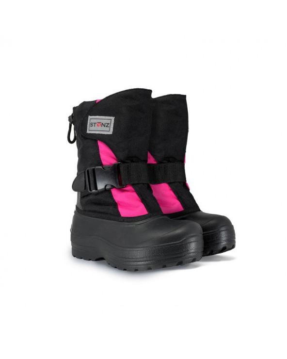 DZIECIĘCE BUTY ZIMOWE TREK - Pink Trek Stonz®