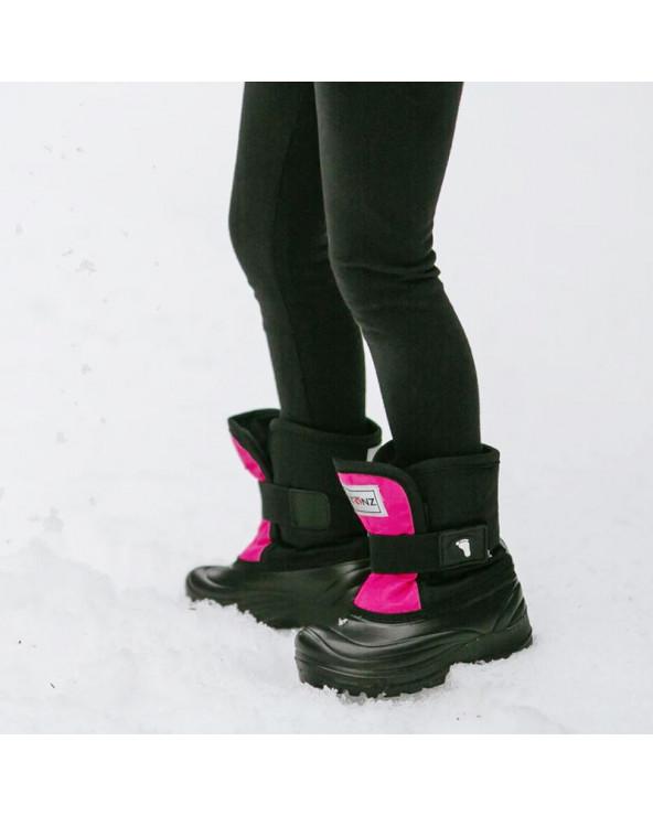 BUTY ZIMOWE DLA PRZEDSZKOLAKÓW SCOUT - Pink Scout Stonz®