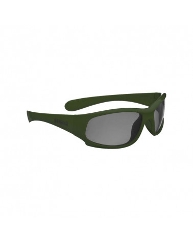 Sold Out          DZIECIĘCE OKULARY PRZECIWSŁONECZNE UV400 - Forest Green Okulary przeciwsłoneczne Stonz®