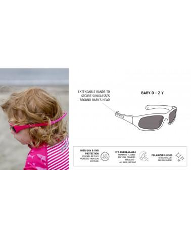 DZIECIĘCE OKULARY PRZECIWSŁONECZNE UV400 - Mint Okulary przeciwsłoneczne Stonz®