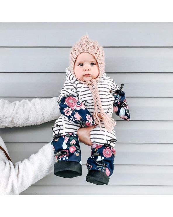 Sold Out        BUTY DLA NOWORODKÓW I NIEMOWLĄT Baby Booties – Wildflower Baby Booties Stonz®