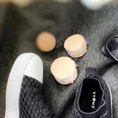 ᴮᴸᴬᶜᴷ ᴵˢ ᴮᴬᶜᴷ🖤 Wygodne, praktyczne i stylowe - nowe sneakersy Shoreline są teraz dostępne również w kolorze czarnym🙌🏻 Dla dzieci od 2 do 8 lat. 🔎stonzwear.pl . StONZ • For every day adventures